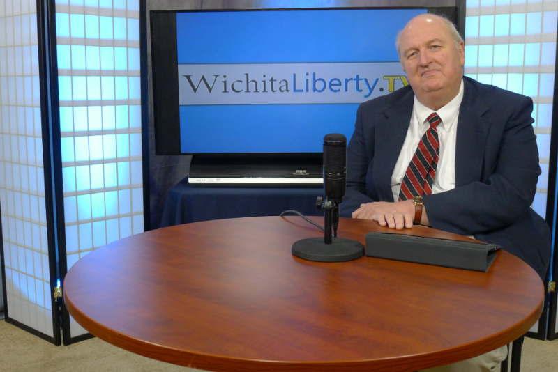 WichitaLiberty.TV: Wichita Eagle, Kansas Democrats, Kris Kobach on voting, and the minimum wage