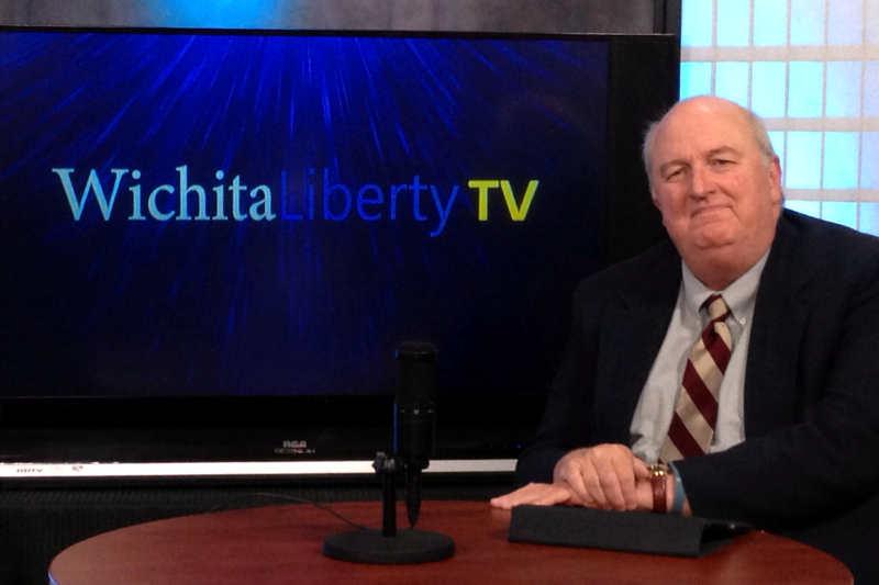 WichitaLiberty.TV: Wichita's missing water, sales tax, Gidget, smartphone activism