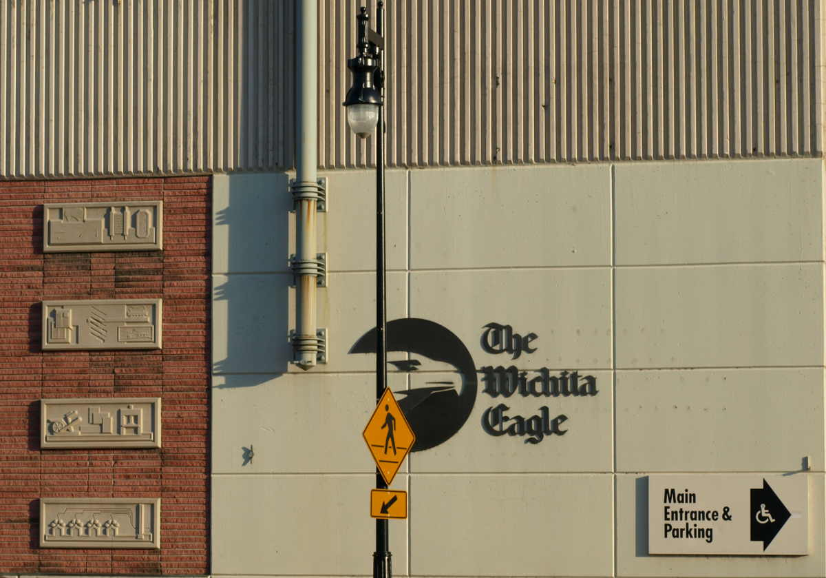 In election coverage, The Wichita Eagle has fallen short