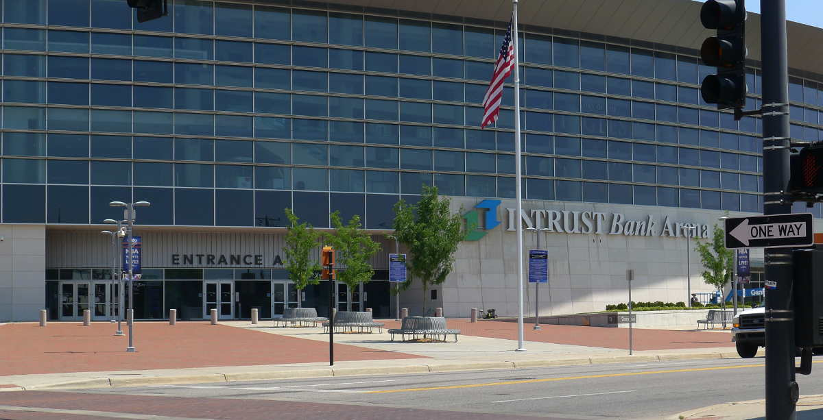 Intrust Bank Arena loss for 2015 is $4.1 million