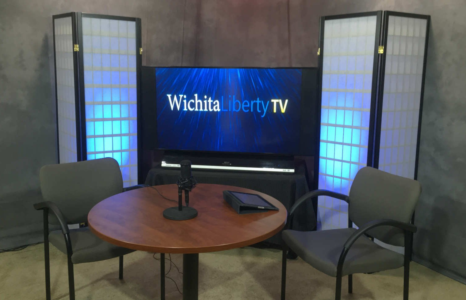 WichitaLiberty.TV: Wichita's attitude towards empowering citizens, tax credits, and school choice