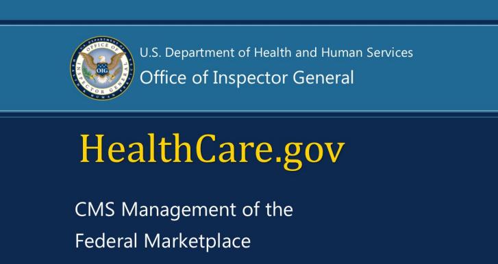 Inspector General evaluates Obamacare website