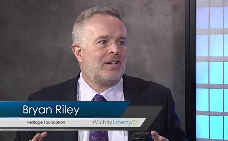 WichitaLiberty.TV: Heritage Foundation's Bryan Riley on free trade