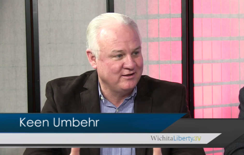 WichitaLiberty.TV: Keen Umbehr on criminal justice reform