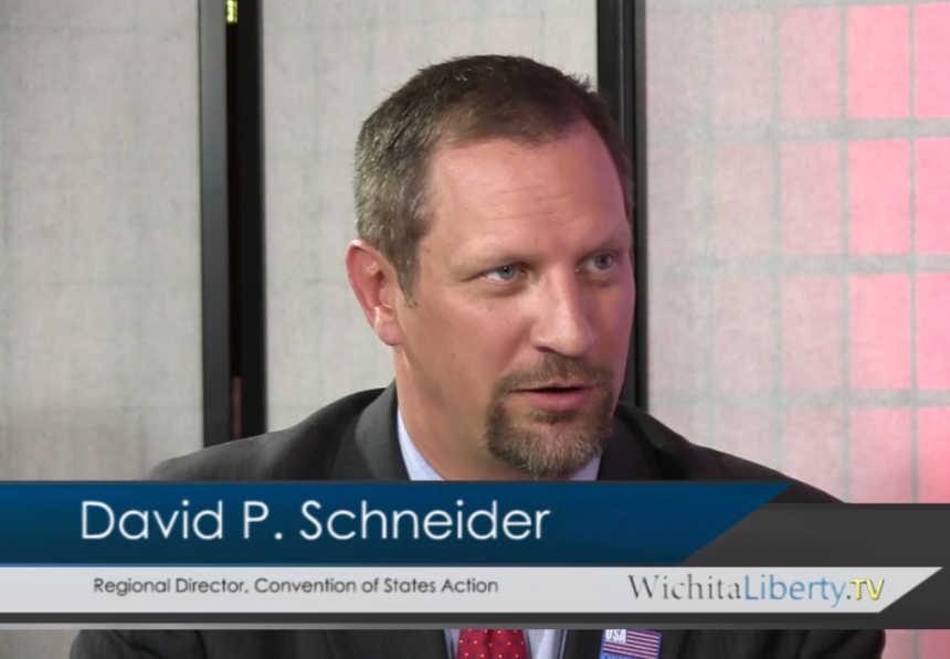 WichitaLiberty.TV: David Schneider on Convention of States