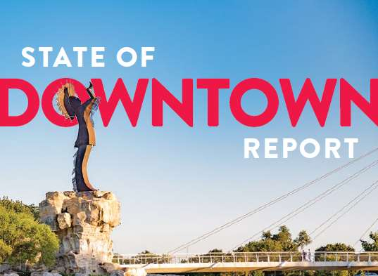 Downtown Wichita report omits formerly prominent data