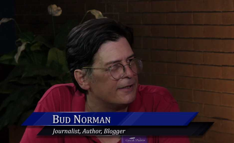 WichitaLiberty.TV: Author Bud Norman