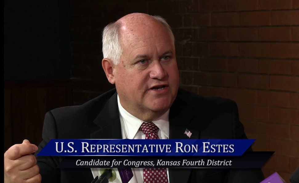 WichitaLiberty.TV: United States Representative Ron Estes