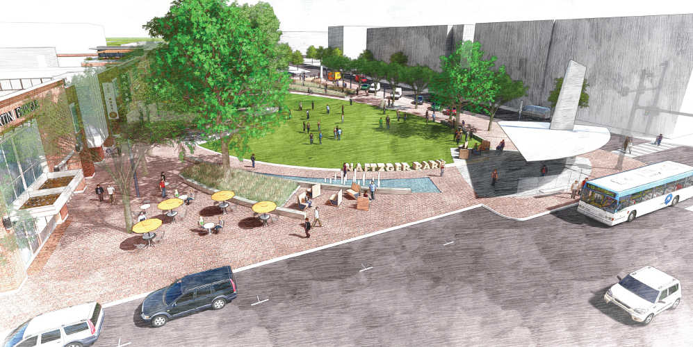 Naftzger Park cost rising, and we're not to talk about it