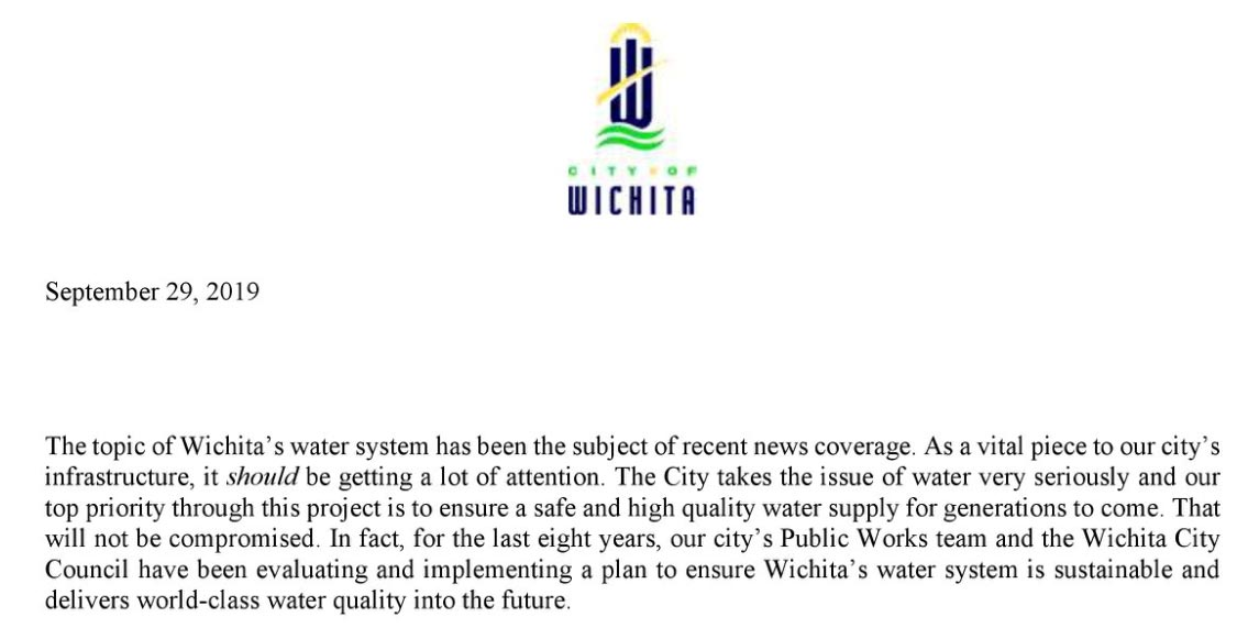 The power and influence of the Wichita mayor