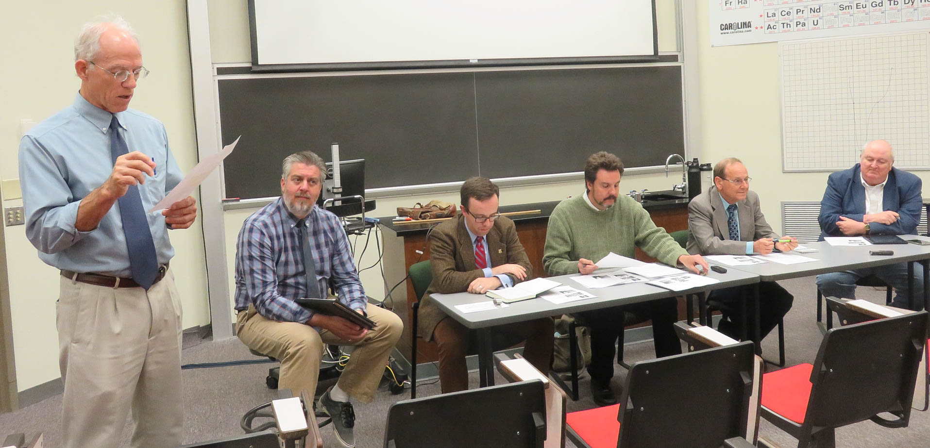 New Symposium Society: Language Matters