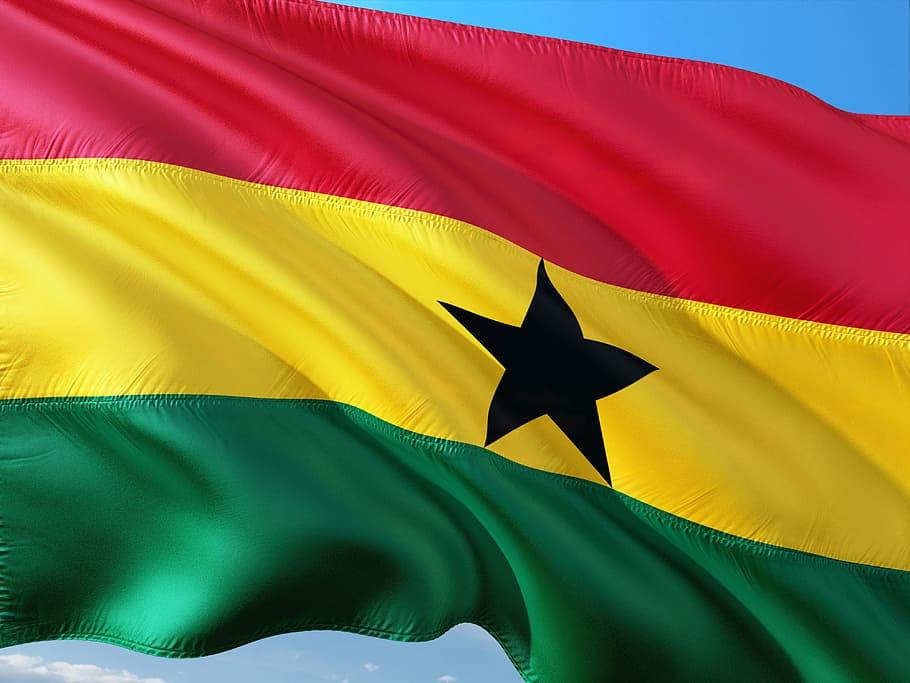 Wichita to Ghana, again